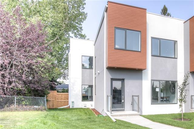 Sold: 2327a Osborne Crescent Southwest, Calgary, AB