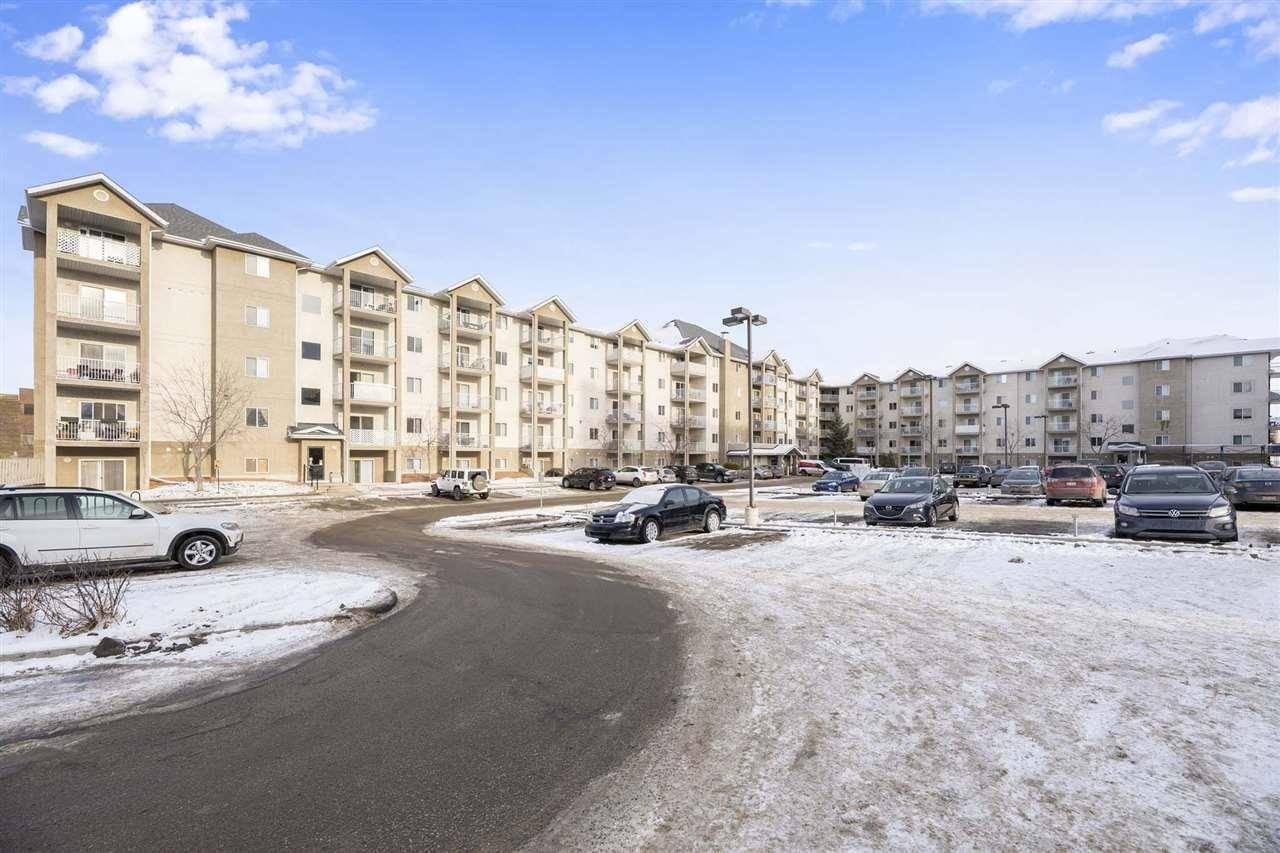 Condo for sale at 10535 122 St Nw Unit 233 Edmonton Alberta - MLS: E4183048