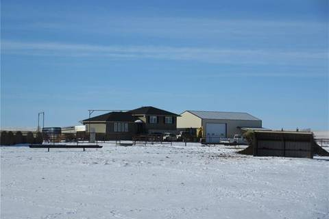 House for sale at 245002 233 Range Rd Unit 233 Rural Wheatland County Alberta - MLS: C4285067