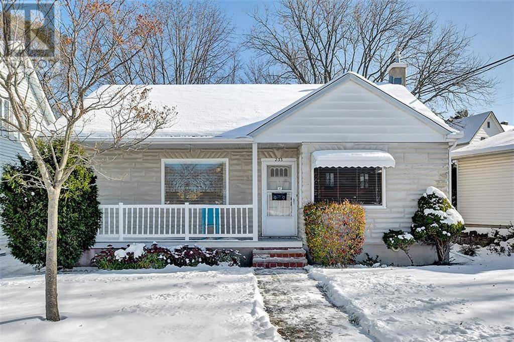 House for sale at 233 Alfred St Ottawa Ontario - MLS: 1175268
