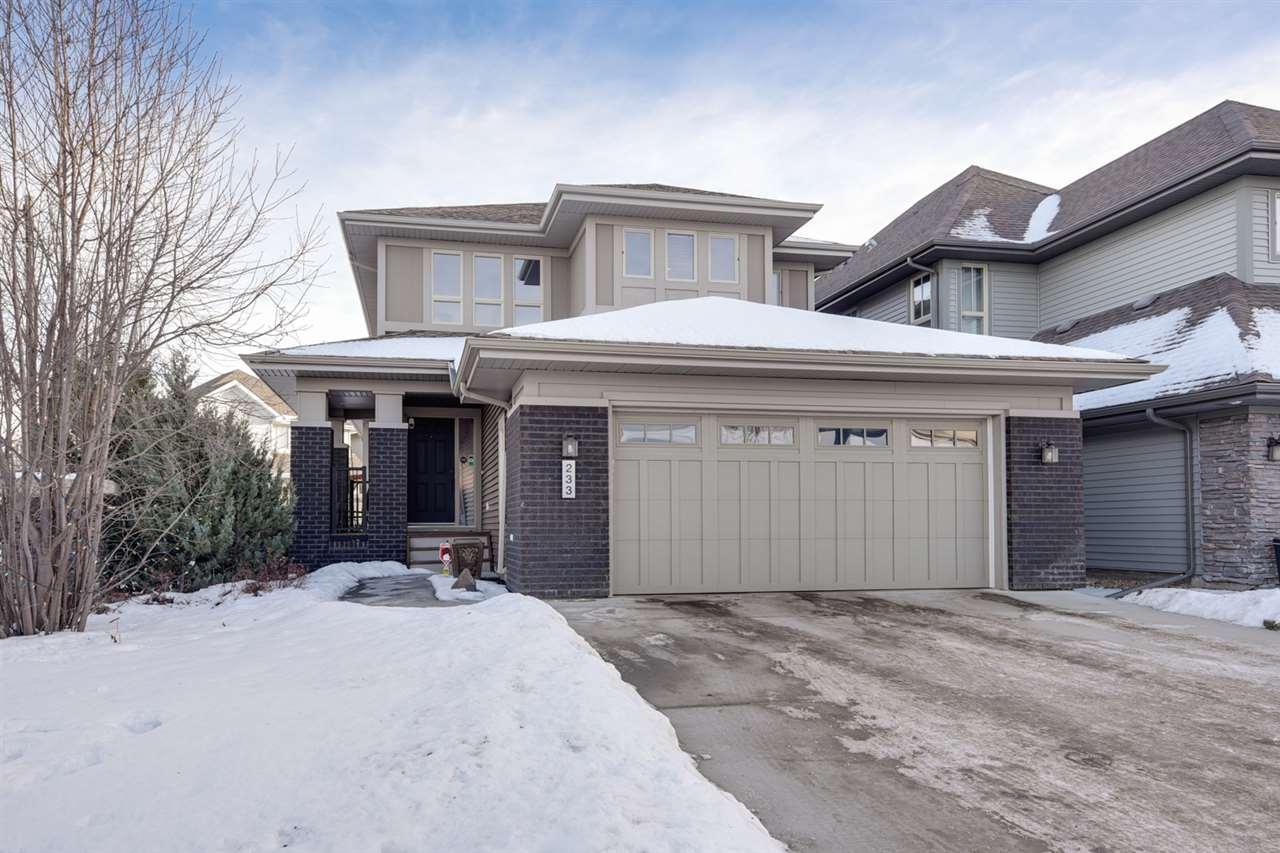 For Sale: 233 Ambleside Drive, Edmonton, AB   4 Bed, 4 Bath House for $574,900. See 29 photos!