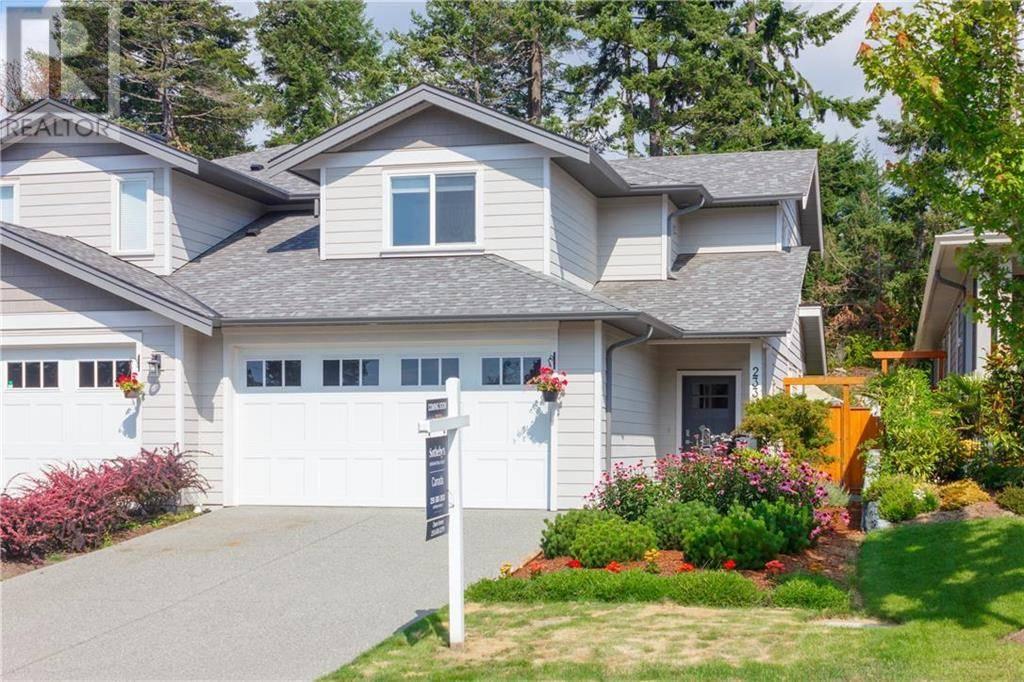 Townhouse for sale at 233 Bellamy Li Victoria British Columbia - MLS: 413818