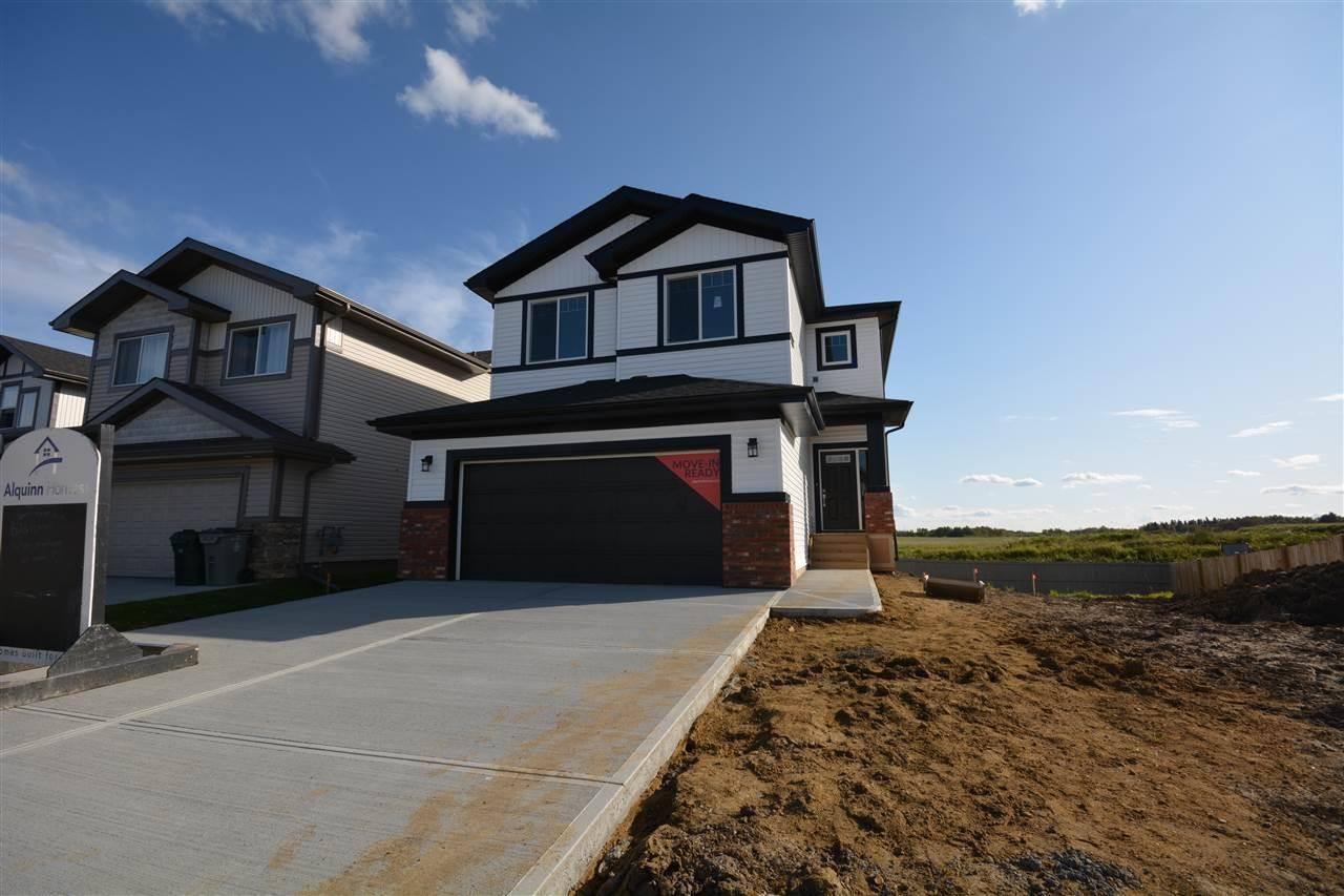 House for sale at 233 Brickyard Cv  Stony Plain Alberta - MLS: E4195351