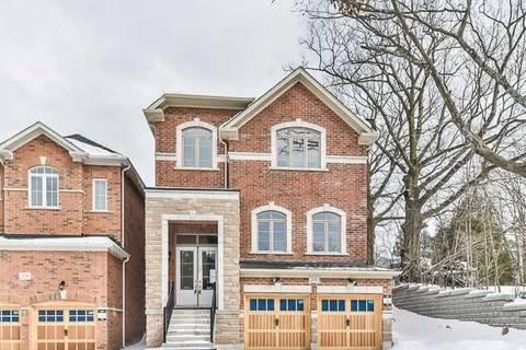 House for sale at 233 Butternut Ridge Tr Aurora Ontario - MLS: N4373252
