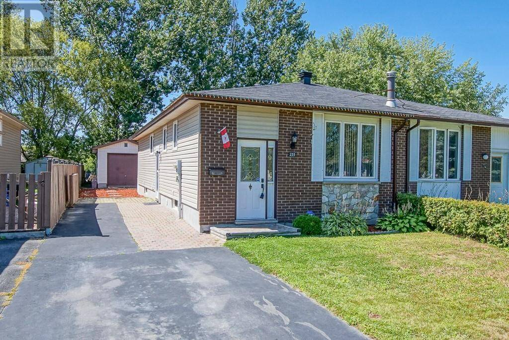 House for sale at 233 Colonial Ct Sudbury Ontario - MLS: 2078920
