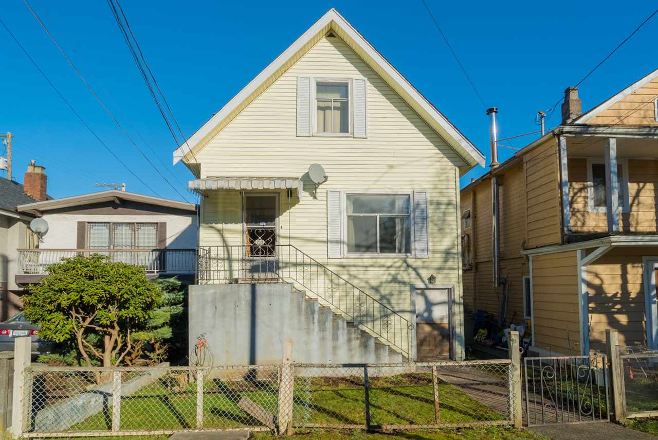 Removed: 233 E 26th Avenue, Vancouver, BC - Removed on 2017-04-11 20:09:13