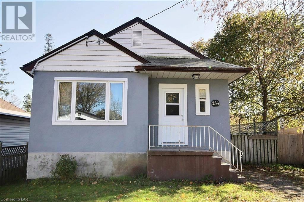 House for sale at 233 Elmer Park Rd Orillia Ontario - MLS: 230430