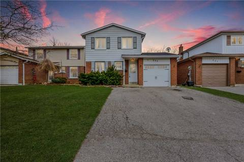 House for sale at 233 Hodgson Dr Newmarket Ontario - MLS: N4421980