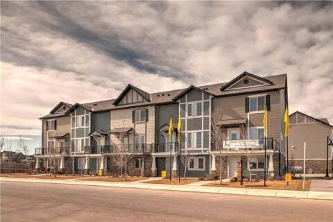 Townhouse for sale at 233 Legacy Pt SE Calgary Alberta - MLS: C4294847