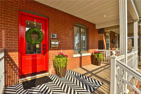 Townhouse for sale at 233 Mcroberts Ave Toronto Ontario - MLS: W4493553