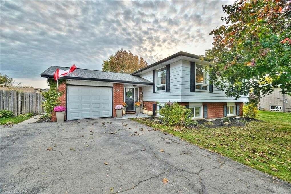 House for sale at 233 Olga Dr Port Colborne Ontario - MLS: 40034841