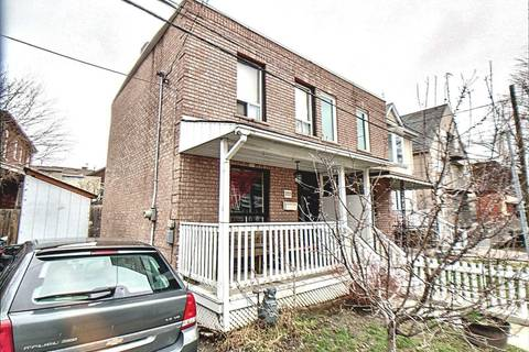 Townhouse for sale at 233 Osler St Toronto Ontario - MLS: W4423462