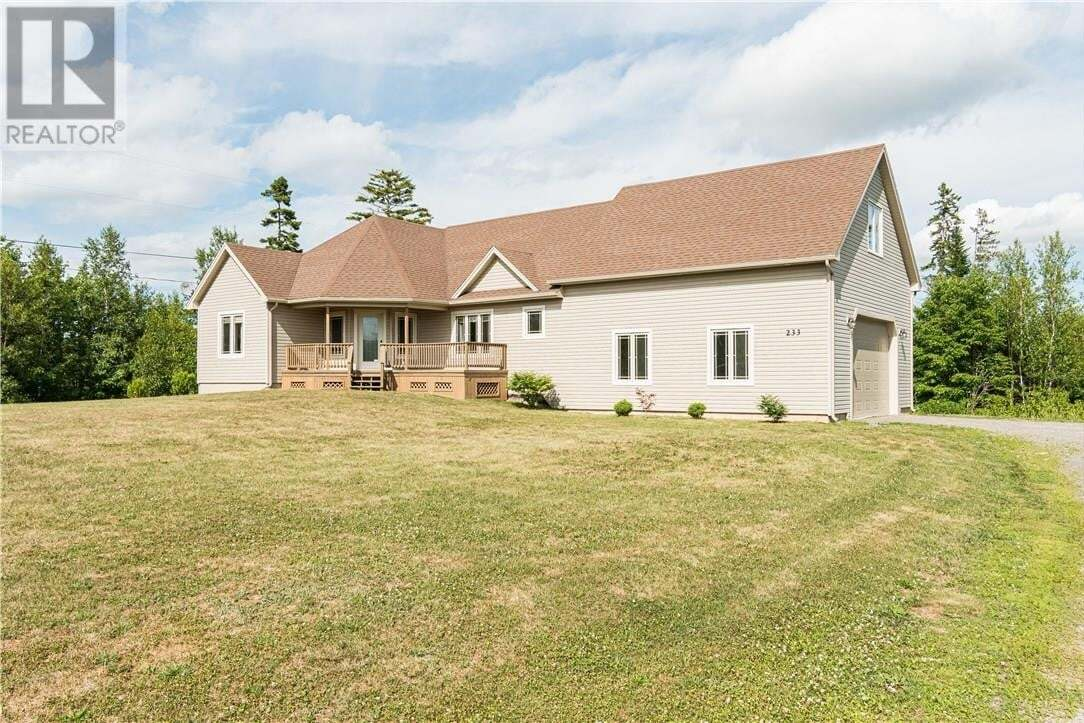 House for sale at 233 Pointe A Nicet Rd Beaubassin East New Brunswick - MLS: M129579