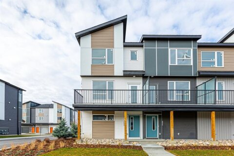 Townhouse for sale at 233 Redstone Blvd NE Calgary Alberta - MLS: A1049867