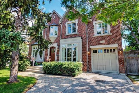 House for sale at 233 Ridley Blvd Toronto Ontario - MLS: C4550770
