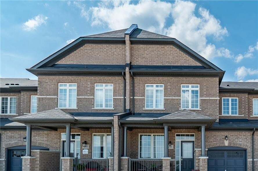 Townhouse for sale at 233 Skinner Rd Waterdown Ontario - MLS: H4088535