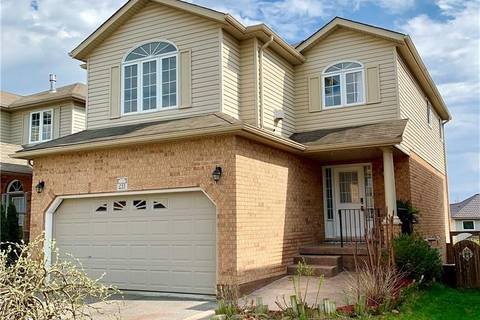 House for sale at 233 Sleaford St Waterloo Ontario - MLS: 30735599