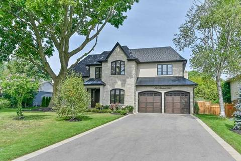 House for sale at 233 Tracina Dr Oakville Ontario - MLS: W4559325