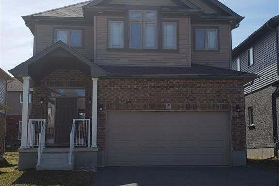 House for rent at 233 Watervale Cres Kitchener Ontario - MLS: 30827583