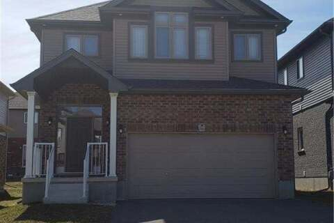 House for sale at 233 Watervale Cres Kitchener Ontario - MLS: 30827583