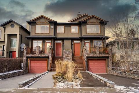 Townhouse for sale at 2330 Westmount Rd Northwest Calgary Alberta - MLS: C4292692