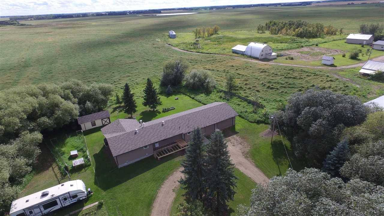 House for sale at 233013 Twp Rd Rural Wetaskiwin County Alberta - MLS: E4169825