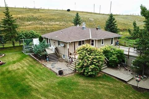 House for sale at 233042 Twp Rd 205  Rural Vulcan County Alberta - MLS: C4293251