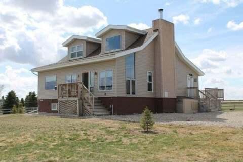 House for sale at 233082 Range Road 254  Rural Wheatland County Alberta - MLS: C4292137