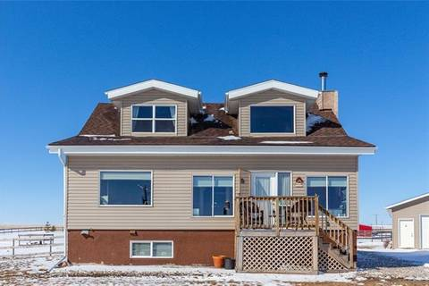 House for sale at 233082 Range Road 254  Rural Wheatland County Alberta - MLS: C4292137