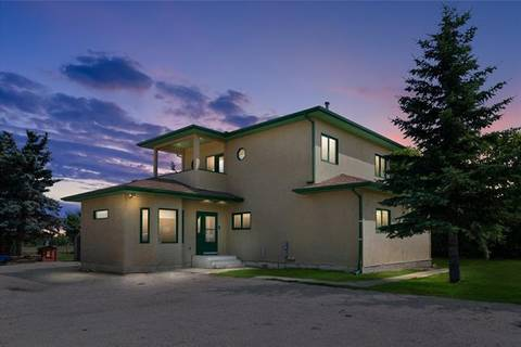 House for sale at 233088 Rge Rd 280  Rural Rocky View County Alberta - MLS: C4254581