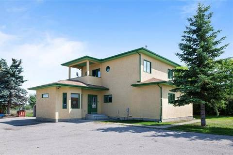 House for sale at 233088 Rge Rd 280  Rural Rocky View County Alberta - MLS: C4290278