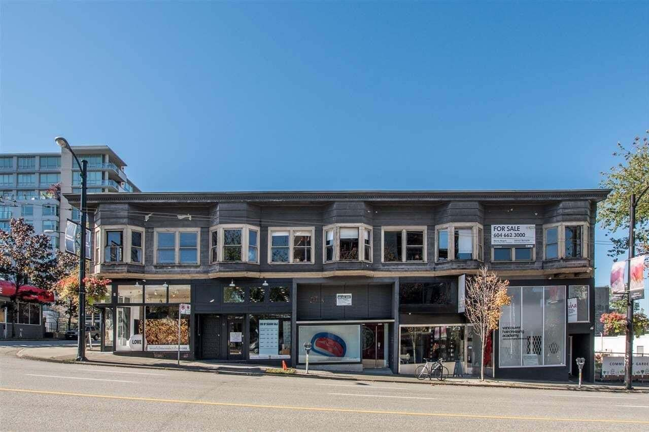 Home for sale at 2331 Granville St Vancouver British Columbia - MLS: C8034407