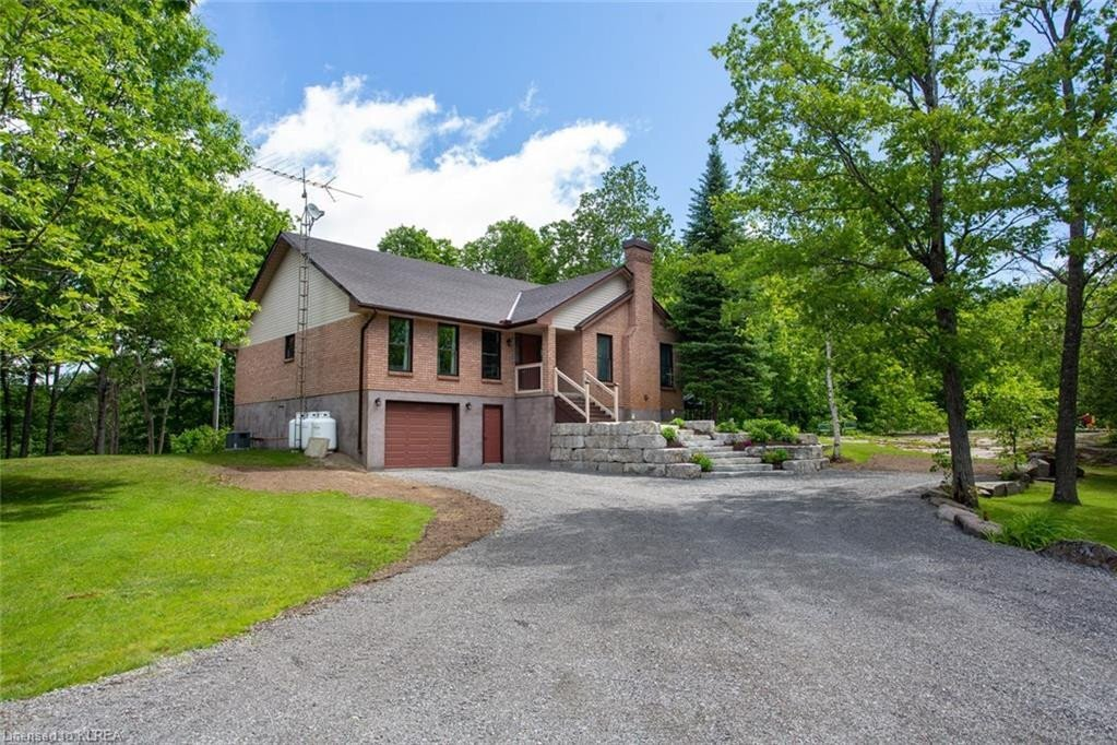 House for sale at 2331 Lakeside Rd Lakefield Ontario - MLS: 40024041