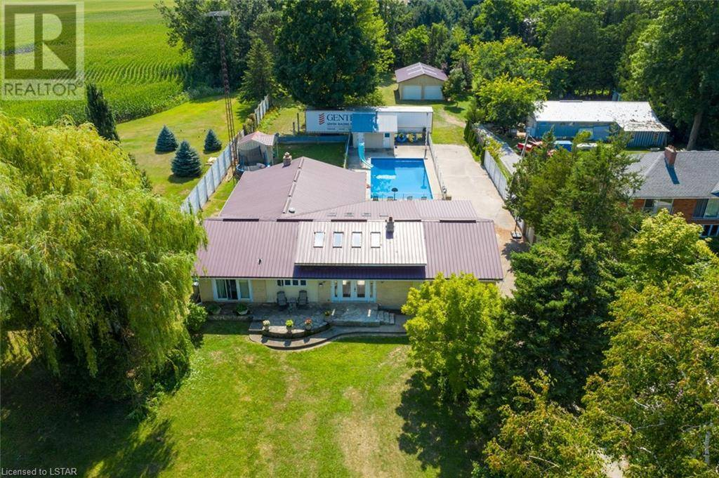 House for sale at 23319 Adelaide Rd Mount Brydges Ontario - MLS: 216385