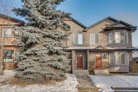 Townhouse for sale at 2332 24 Ave Northwest Calgary Alberta - MLS: C4281885