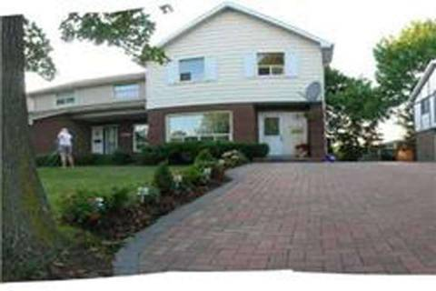 Townhouse for sale at 2333 Council Ring Rd Mississauga Ontario - MLS: W4603431