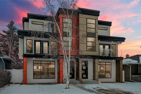 Townhouse for sale at 2334 24 Ave Southwest Calgary Alberta - MLS: C4285661