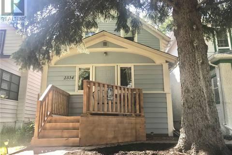 House for sale at 2334 Garnet St Regina Saskatchewan - MLS: SK781501
