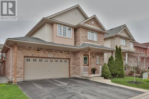 House for sale at 2334 Norland Dr Burlington Ontario - MLS: 30733527