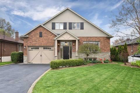 House for sale at 2334 Redfern Rd Burlington Ontario - MLS: W4463951