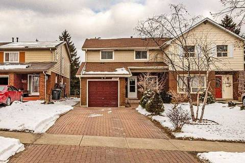 Townhouse for sale at 2335 Council Ring Rd Mississauga Ontario - MLS: W4694799