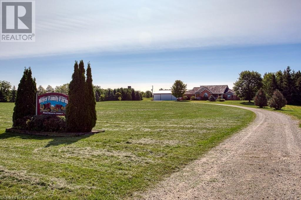 Home for sale at 2335 Greenfield Rd Ayr Ontario - MLS: 40024997