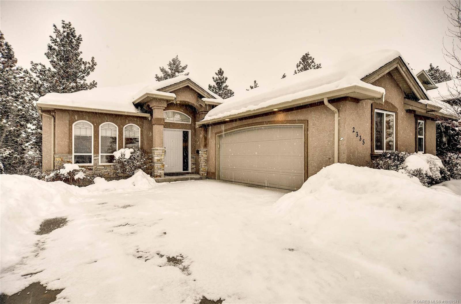 House for sale at 2335 Quail Run Dr Kelowna British Columbia - MLS: 10197571