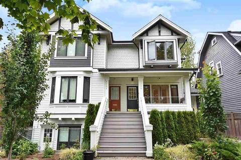 Townhouse for sale at 2335 10th Ave W Vancouver British Columbia - MLS: R2428714