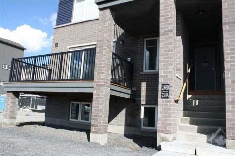 Property for rent at 2335 Mer Bleue Rd Ottawa Ontario - MLS: 1215459