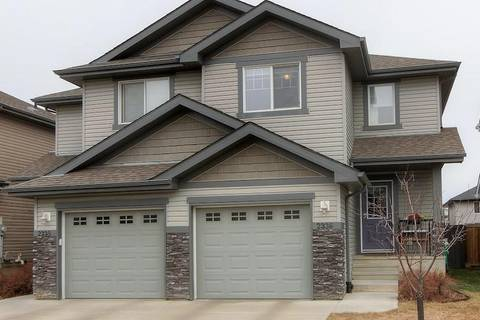 Townhouse for sale at 2336 Casselman Cres Sw Edmonton Alberta - MLS: E4153289