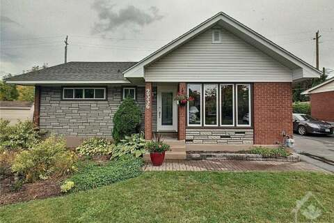 House for sale at 2336 Tobin Ave Ottawa Ontario - MLS: 1212931