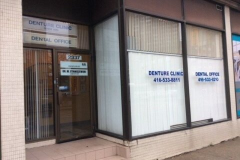 Commercial property for lease at 2337 Dundas St Toronto Ontario - MLS: W4999539