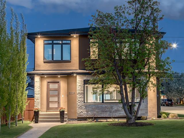 Sold: 2339 Westmount Road Northwest, Calgary, AB