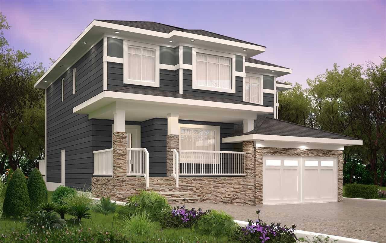 Townhouse for sale at 2339 Wonnacott Cres Sw Edmonton Alberta - MLS: E4181965